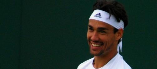Fabio Fognini Wimbledon 2014. Photo by Kate -- CC BY-SA 2.0