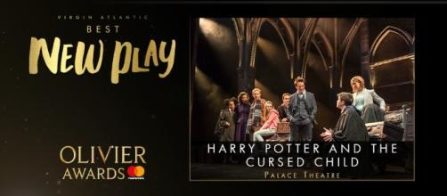 Harry Potter and the Cursed Child wins Best New Play - magical-menagerie.com