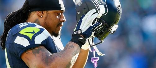 Marshawn Lynch isn't coming back, no matter how much the media is ... - yardbarker.com