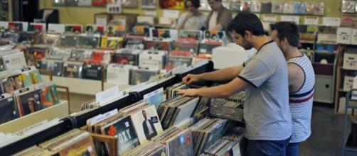 Record Store Day 2017 - April 22, 2017 / photo source: BN Photo Library
