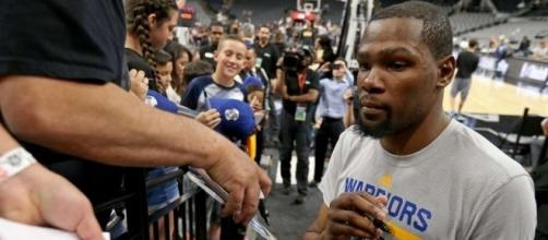 Th Warriors signing durant deserves an A+ - sfchronicle.com