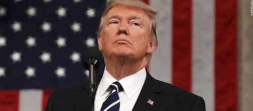 Trump warns House GOP members of electoral 'bloodbath' if repeal ... - cnn.com