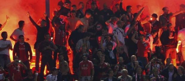 Autor do crime pode ser torcedor do Benfica
