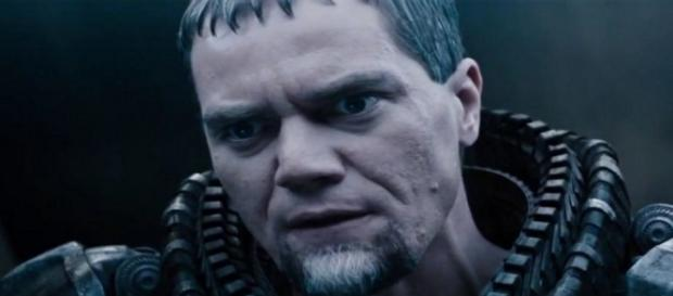 General Zod in Batman vs Superman image via Flickr.com