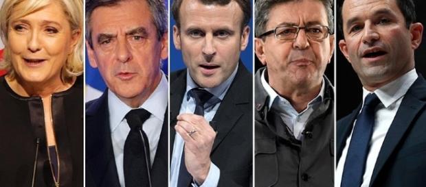 I candidati per le Presidenziali 2017- cronachegeoculturali.eu