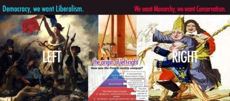 The Origin of the Political Terms Left and Right - Fact / Myth - factmyth.com