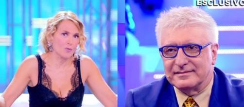 Domenica Live: Barbara D'Urso e Alberico Lemme