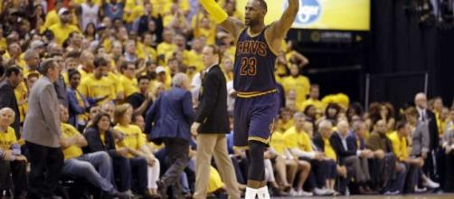 LeBron carries Cavs to series sweep over Pacers - michigansthumb.com
