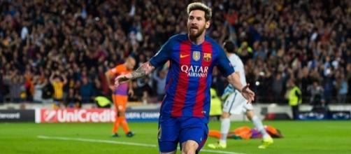 Messi nuevamente se mostró como el mejor del mundo.