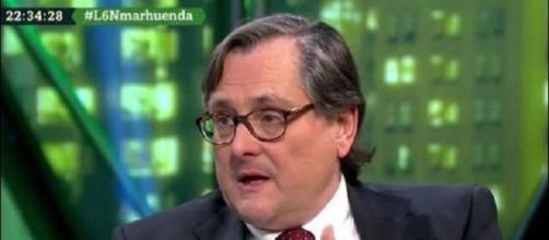 Paco Marhuenda, director de 'La Razón', en LaSexta Noche.