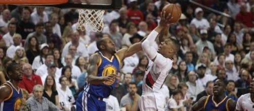 Portland Trail Blazers 120, Golden State Warriors 108: Game 3 live ... - oregonlive.com