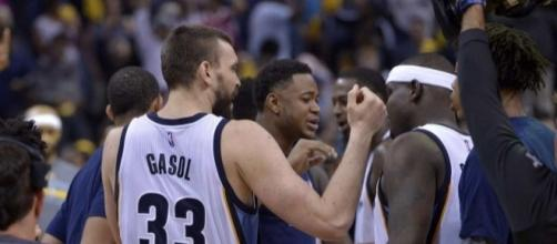 Tied at 2: Gasol lifts Grizzlies past Spurs 110-108 in OT - Times ... - timesunion.com