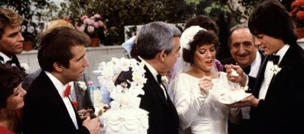 17 Best images about Happy Days on Pinterest | Tom bosley, The ... - pinterest.com