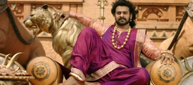 A still of Prabhas from Baahubali: The Conclusion