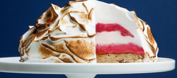 Baked Alaska Recipe   Tasting Table - tastingtable.com