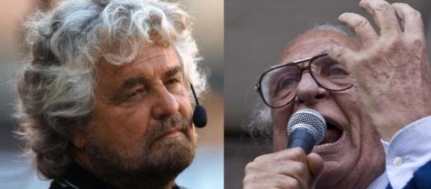 Beppe Grillo attacca gli eredi di Marco Pannella su fine vita e biotestamento