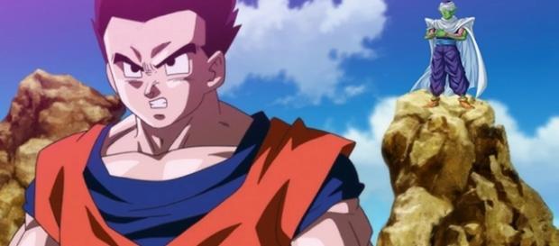 Dragón Ball Súper 88 avance, Gohan versus Piccolo