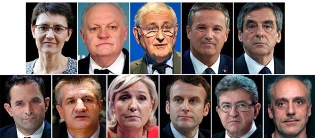Election présidentielle : ce qu'il faut savoir avant le premier tour - lesechos.fr