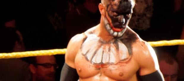 Finn Balor/ Photo by Miguel Discart, Flickr
