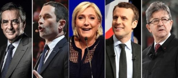 French presidental candidates (bbc.co.uk)