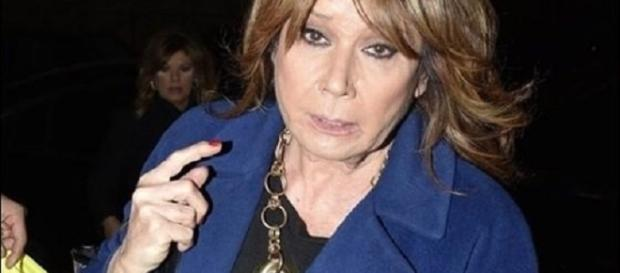 Mila Ximénez despedaca a Bigote Arrocet