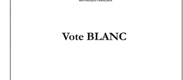 Régionales. Pour un vote blanc, signifiant fort | Mes Parisiennes - wordpress.com