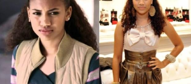 Taisha personagem de 'Todo Mundo Odeia o Chris'