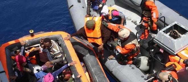 Beweise liegen vor. - NGOs im Mittelmeer arbeiten mit Schleppern zusammen