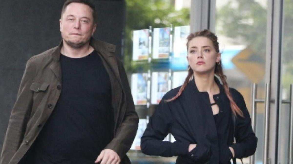 Amber Heard Elon Musk Relationship Now Instagram Official