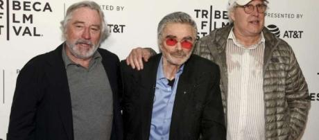 Burt Reynolds makes rare public appearance at film festival ... - seattlepi.com