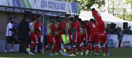 O Benfica tenta conquistar a sua primeira UEFA Youth League