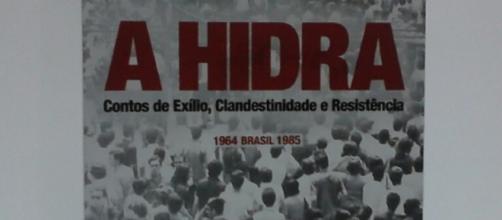 A Hidra / Capa / Foto da jornalista