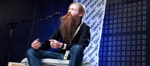 Aubrey de Grey es un científico que lleva toda la vida investigando para vencer la vejez