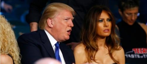 Donald And Melania Trump's Love Story: Rejection At First Sight - inquisitr.com