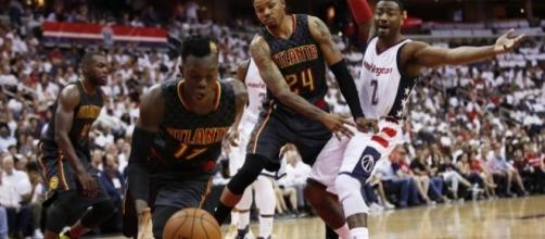 Hawks falter late in dropping Game 2 loss to Wizards - ajc.com