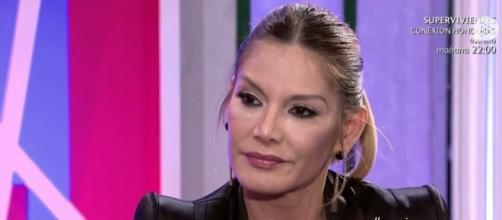 Ivonne Reyes no parece muy satisfecha de su paso por el último Sábado Deluxe