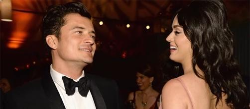 Katy Perry and Orlando Bloom broke up after a year of dating. (via YouTube/Clevver News)