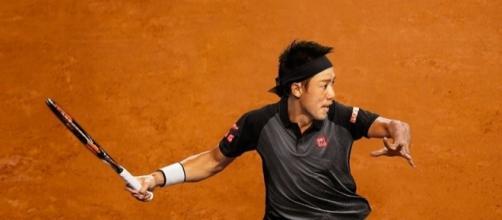 Kei Nishikori pulls out of Barcelona (Image credit: pinterest.com)