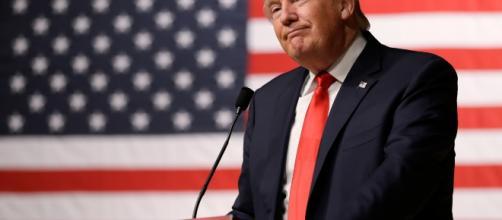 La faccia perplessa di Trump dopo i primi 100 giorni di governo