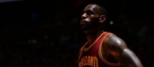 LeBron James Questions the Cavs' Toughness - slamonline.com
