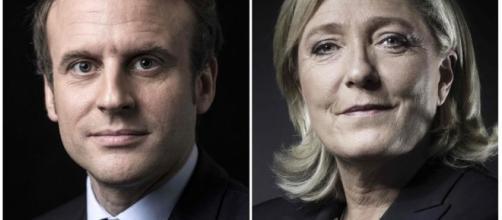 Macron, Le Pen advance to French presidential runoff - The Boston ... - bostonglobe.com
