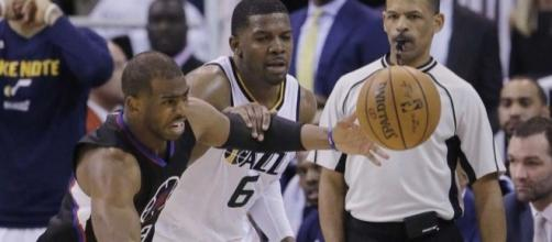 Paul scores 34, Clippers beat Jazz 111-106 to take 2-1 lead ... - timesunion.com