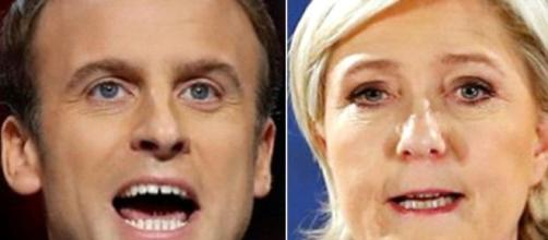 Projections say Macron, Le Pen go through to runoff in French vote ... - jpost.com