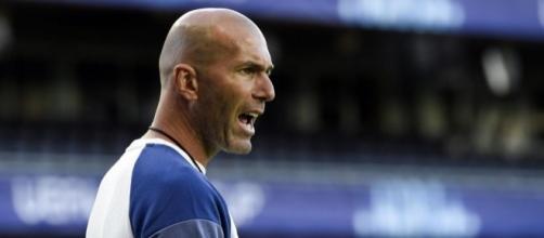 Real Madrid: Zizou s'énerve contre ses joueurs!