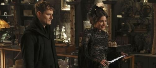 Review - Once Upon a Time S06E17 - Awake - Word of The Nerd - wordofthenerdonline.com