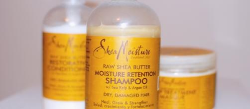 Review: Shea Moisture Products - ventifashion.com