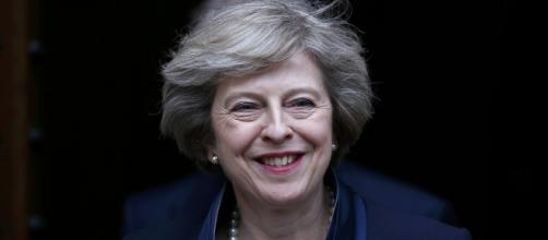 Theresa May does not want you to think about election fraud : Photo Blasting News Library