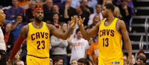 "Tristan Thompson: ""LeBron is the MVP"" - wordpress.com"