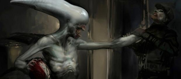 Alien Covenant: Alien Prequel, May 2017 - Video Vertigo - The Rush ... - therushforum.com