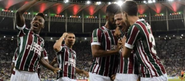 Com uma atuação segura, Flu derrota o Vasco e está na final do Carioca (Foto: Lancepress)